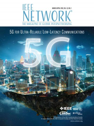 IEEE Network March 2018 Cover Image