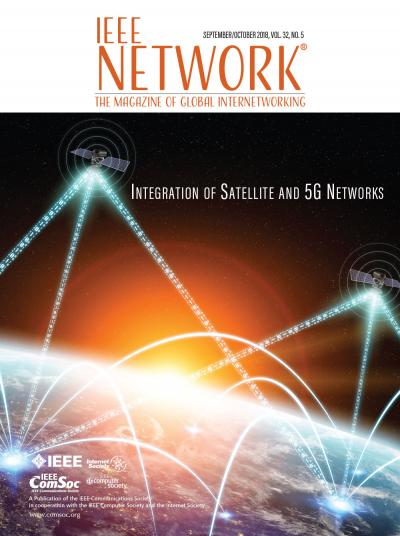 IEEE Network September 2018 Cover Image