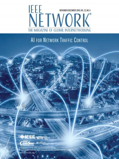 IEEE Network November 2018 Cover Image