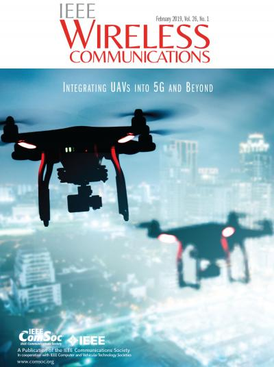 IEEE Wireless Communications February 2019 Cover