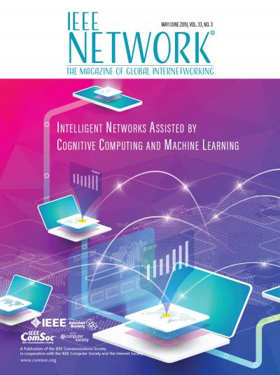 IEEE Network May 2019 Cover