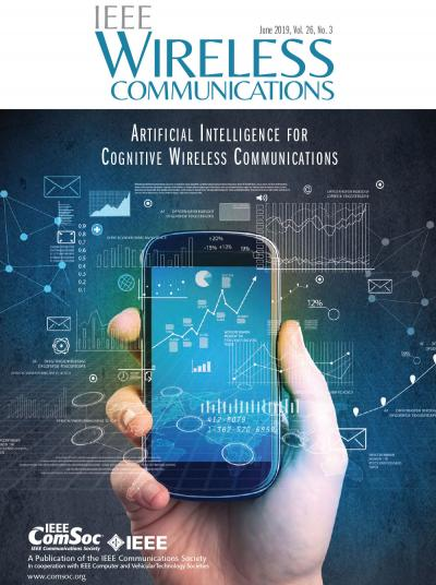 IEEE Wireless Communications June 2019 Cover