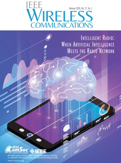 IEEE Wireless Communications February 2020 Cover