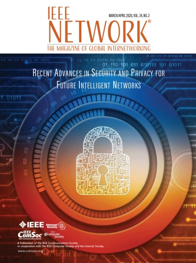 IEEE Network March 2020 Cover