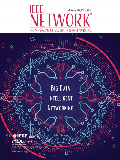 IEEE Network July 2020 Cover