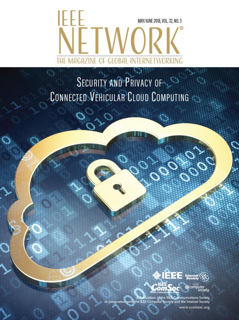 IEEE Network May 2018 Cover Image