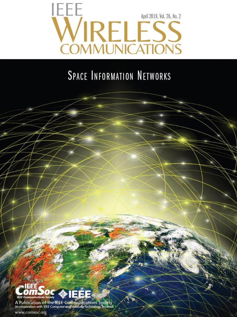 IEEE Wireless Communications April 2019 Cover