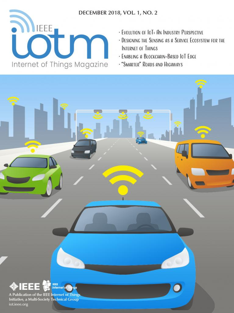 IEEE Internet of Things Magazine December 2018 Cover