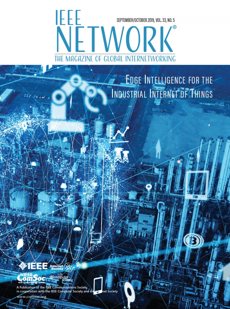 IEEE Network September 2019 Cover