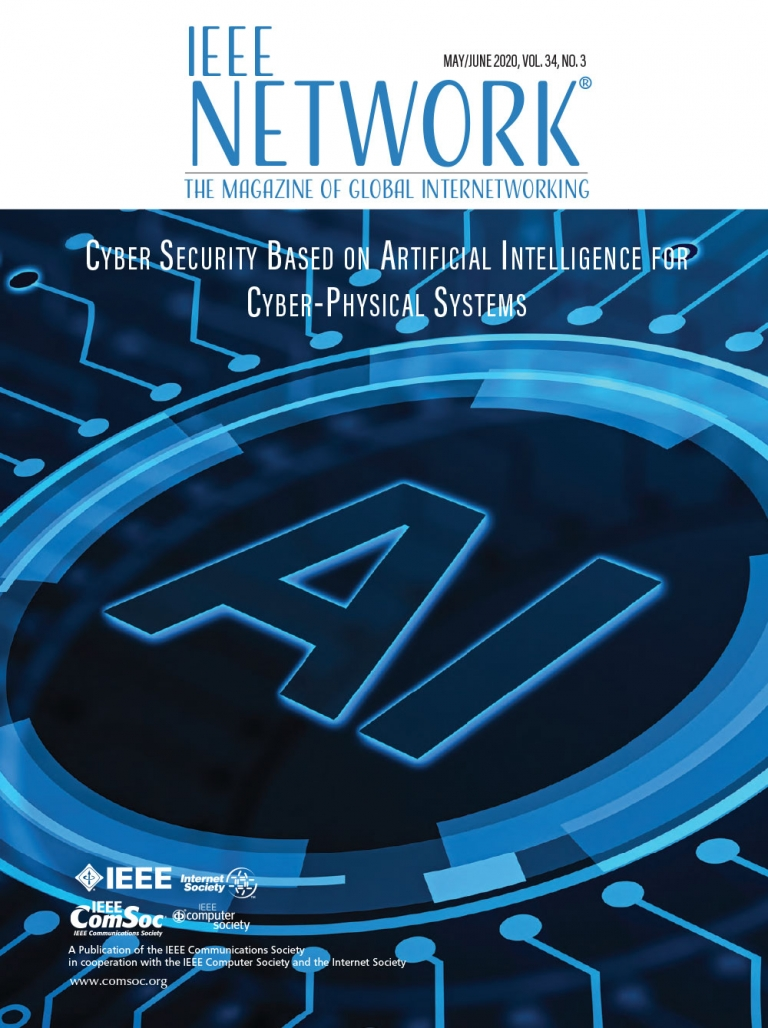 IEEE Network May 2020 Cover