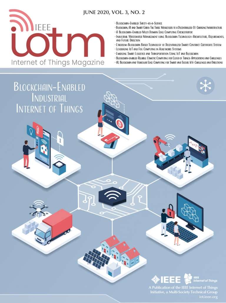 IEEE Internet of Things Magazine June 2020 Cover